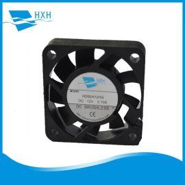4015风扇直流DC 12V加湿器风扇车载净化器变频器服务器显卡CPU