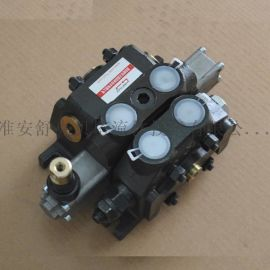 DCV60-YT系列手动多路阀