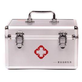 科洛ZE-L-006A醫藥箱鋁合金出診箱急救箱藥箱多層家庭醫藥箱家用