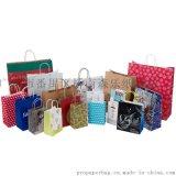 牛皮纸袋购物礼品袋专业厂家定制作广告LOGO加印彩印