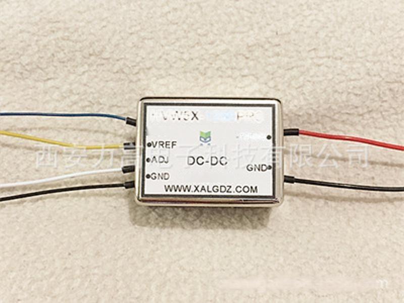 西安力高高精度低功耗微型電源模組HVW5X-1250PR3輸出電流0.3mA