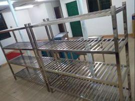 不鏽鋼生產貨架價格優惠廠家西安江興