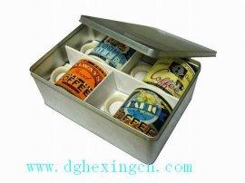 马口铁茶杯包装罐 (HXG-004)