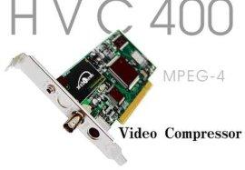 流媒体视音频压缩卡(HVC400)