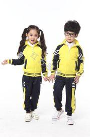 新款夏装制服 小学生校服 幼儿园校服园服定做