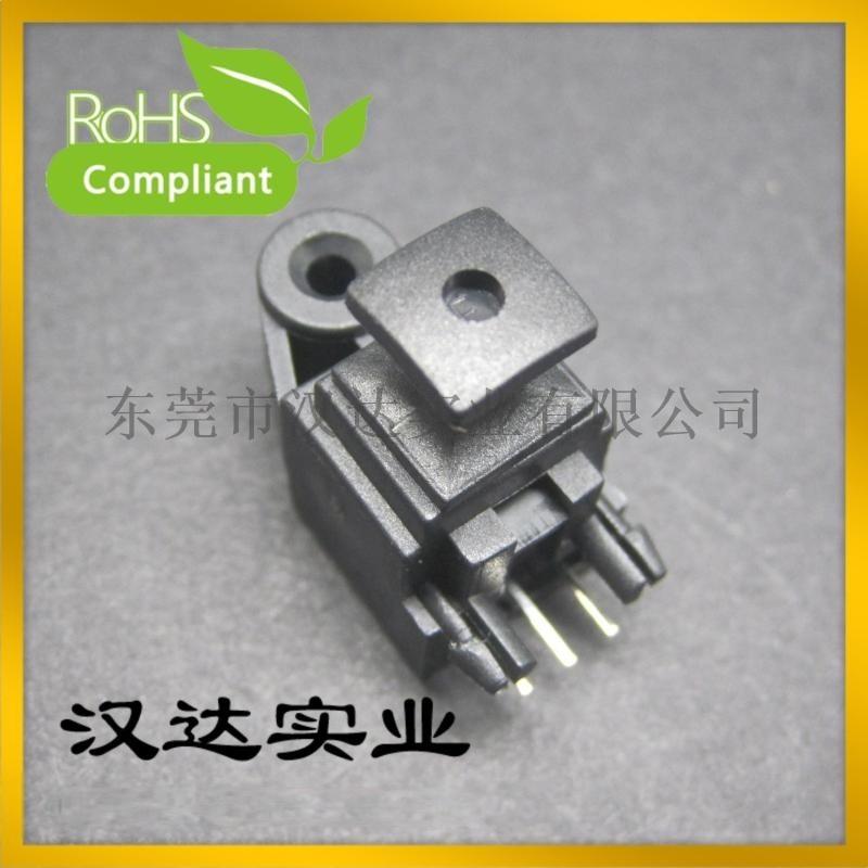 光纤座DLR1111 光纤连接器 光纤头 音频光纤插座