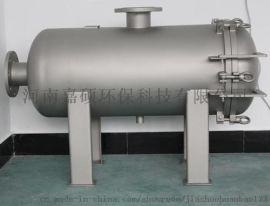 厂家直销DN100水处理设备大流量过滤器