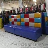 餐厅卡座,广州双邻厂家加工定制各类餐厅卡座