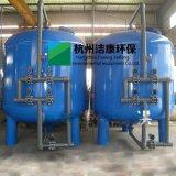 除氧器海绵铁除氧过滤器碳钢衬胶不锈钢水处理净化