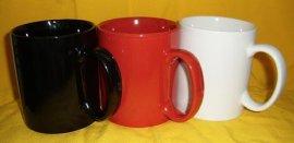 色釉陶瓷马克杯