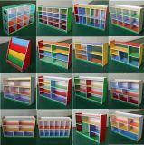 厂家直销各式幼儿园书柜玩具柜收纳柜