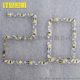 深圳工厂定做LED12V-2835-60D-S灯条