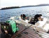 奧斯卡高壓清洗機使用在船舶修造業的優勢