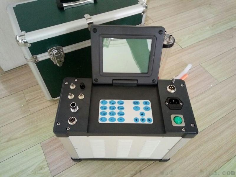 鍋爐燃燒廢氣測試、LB-800自動煙塵(氣)測試儀