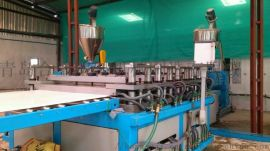 PVC木塑家具板生产线厂家青岛合塑
