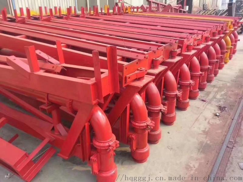 混凝土輸送 15米布料機