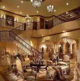 鐵藝豪華歐式高檔別墅樓梯鐵欄杆