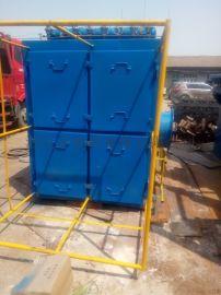 4吨燃煤锅炉除尘器 燃煤锅炉除尘器厂家 恒科燃煤锅炉除尘器