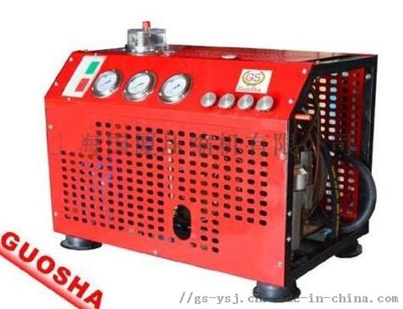 GSX100小型消防充专用国厦呼吸器充气泵