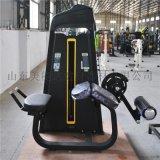 商用健身器材健身房專用器械腿部訓練器俯臥屈腿F01