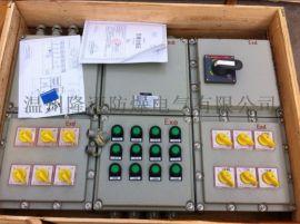 常熟双电源自动切换防爆配电箱