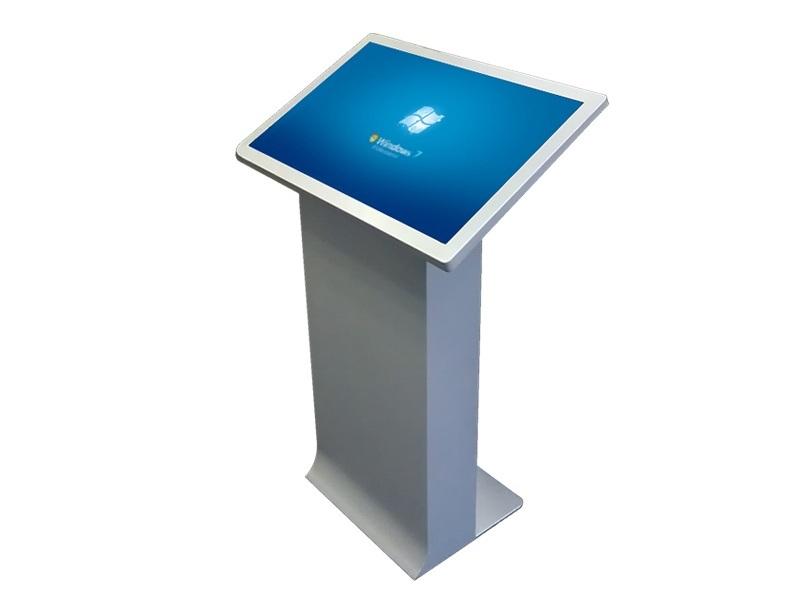 L型卧式红外触摸屏幕一体机 /高清液晶显示屏