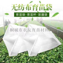 无纺布育苗袋与基质成分