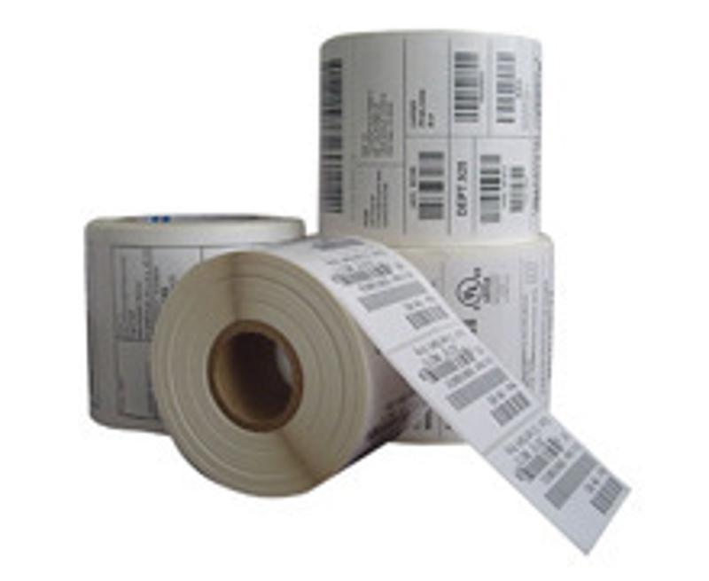 批發供應LP-50不乾膠列印紙,熱敏不乾膠列印紙50*55mm/25*55mm