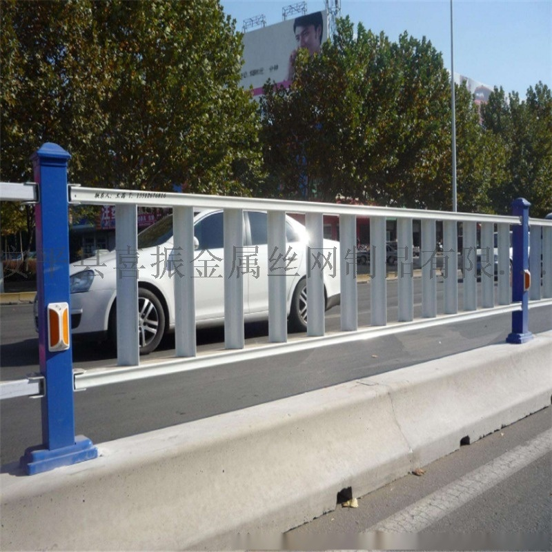 城市街道护栏@炮台镇市政护栏@城市交通分隔护栏