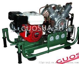 【阀门校验用150公斤呼吸空气压缩机空压机制造厂家