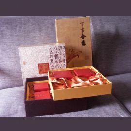 深圳礼品精装盒设计定制,环保精装天地盖彩盒设计定制