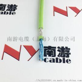 高柔性耐弯曲伺服系统用电缆伺服控制信号线伺服电机动力线