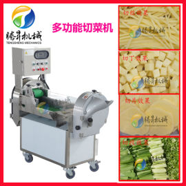 叶菜蔬菜切菜机 中央厨房适用多功能切菜机