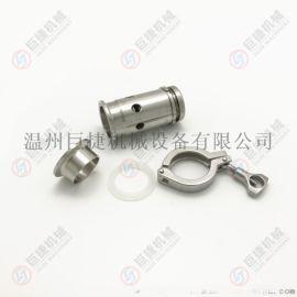 不锈钢微型手动排气阀