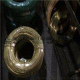 弹簧黄铜线 h96无锡黄铜线 半硬黄铜线