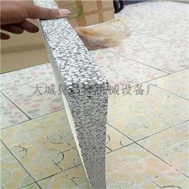 品牌商家供应外墙匀质防火板设备 匀质改性保温板设备