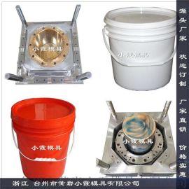 12L塑料桶模具、30KG润滑油桶模具