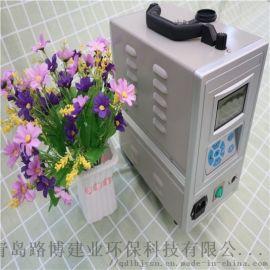空气污染不容小视LB-120F型智能中流量采样器