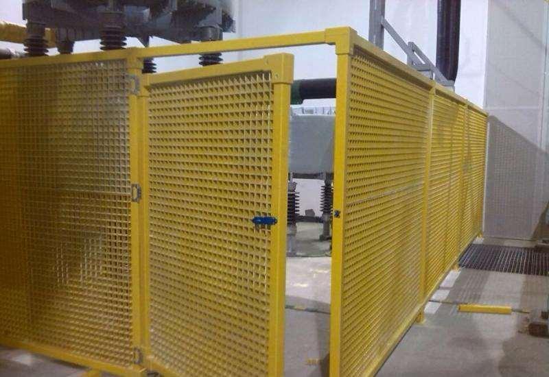單層格柵板 樹圍子玻璃鋼格柵 地溝格柵製作工藝