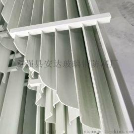 玻璃钢脱硫塔除雾器耐腐蚀 河北安达可定制耐腐蚀