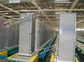 冰柜生产线冰箱装配线检测线包装生产线