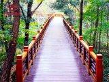 成都景區防腐木棧道定製安裝廠家