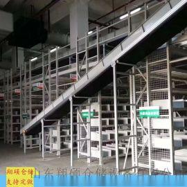 潍坊车间阁楼式货架 重型层板货架