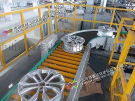 佛山物流输送线分拣线,广州滚筒线,江门升降机