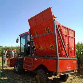 自走式青贮机,玉米秸秆青贮机青贮收获机