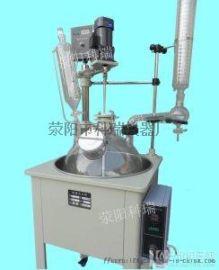 DF-30L  单层玻璃反应釜