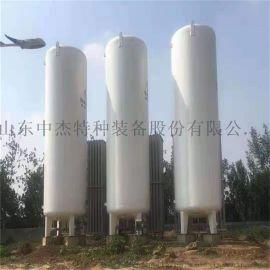 10立方液氧储罐 立式医院集中供气