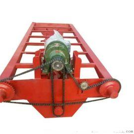 槽宽4米槽式翻堆机 鸡粪牛粪好氧翻抛机 成套生产设备价格