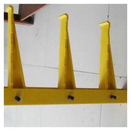矿用玻璃钢电缆托架 焦作铁路电缆支架