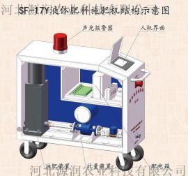 源润液体肥料施肥机农业小型节水灌溉水肥一体化设备